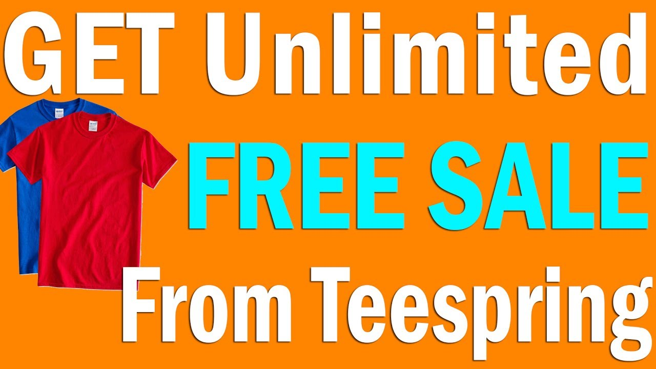 b98dd313d987 How to Upload a Design On Teespring With Fully Seo Friendly and get FREE  Sale  Hindi Tutorial ✅