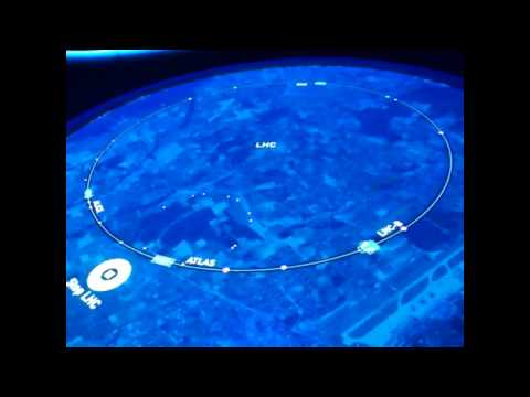 CERN LHC, Suisse