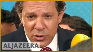 🇧🇷Brazil election: Is Haddad the former president's puppet? l Al Jazeera English