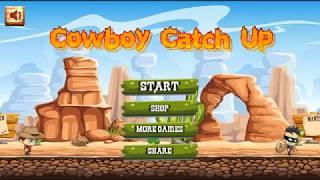 Jasa Pembuatan Game Android Perang CowBoy Catch Up (Reskin)