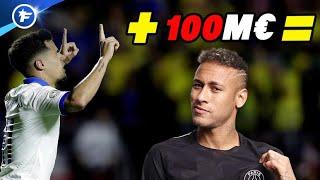 La première offre du Barça pour Neymar | Revue de presse