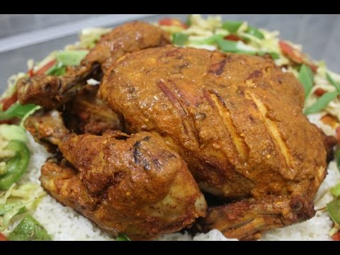 Chicken Roast Without Oven Pakistani Indian Style Youtube