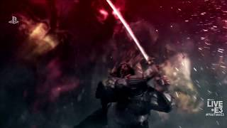 Nioh 2 Trailer - Sony PlayStation PS4 E3 2018 Press Conference