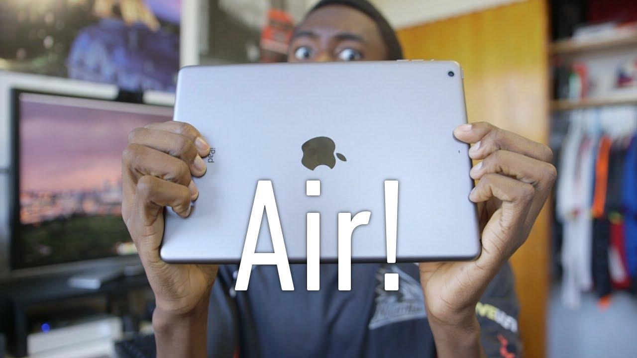 Revisión Aire iPad de Apple