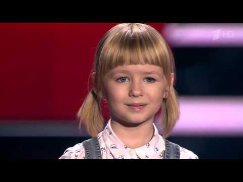 Ярослава Дегтярва. Кукушка - Слепые прослушивания - Голос Дети - Сезон 3