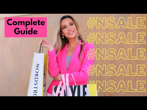 NORDSTROM ANNIVERSARY SALE 2020 COMPLETE GUIDE!