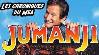 Jumanji (1995) - Les Chroniques du Mea Spéciales Robin Williams