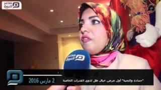 """مصر العربية   """"حمادة والجنية"""" أول عرض خيال ظل لذوي القدرات الخاصة"""