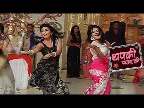 Thapki Pyaar Ki 7th January 2016, Shraddha & Thapki Dance On Prem Ratan Dhan Payo