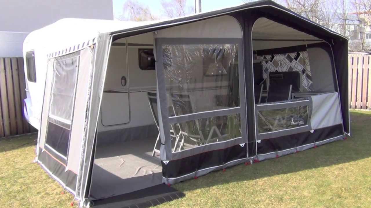 camping vorzelt isabella ambassador im test youtube. Black Bedroom Furniture Sets. Home Design Ideas