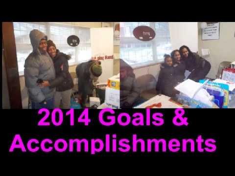 2014 TGOAHHCT Goals and Accomplishments