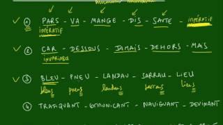 Logique - MOTS - Méthode n°5 - Grammaire et Orthographe