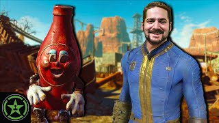 Let's Watch - Fallout 4 - Nuka World DLC