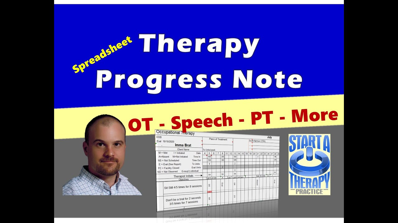 Therapy Progress Note