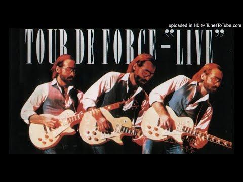 Al Di Meola ► Egyptian Danza Live 1982 [HQ Audio] Tour De Force