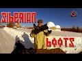 Siberian Winter-Hunting Boots