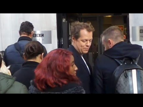 Tom Parker Bowles in London 28 09 2018
