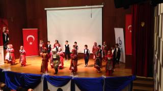 İstanbul Nene hatun İlkokulu 1-f sınıfı Okuma bayramı