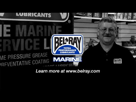 Servicing Your Boat Trailer with Bel-Ray Marine