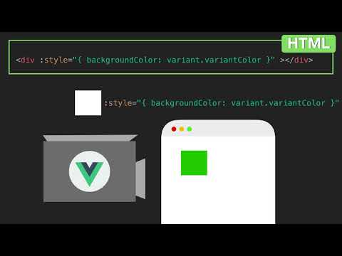 Intro To Vue.js: Class & Style Binding
