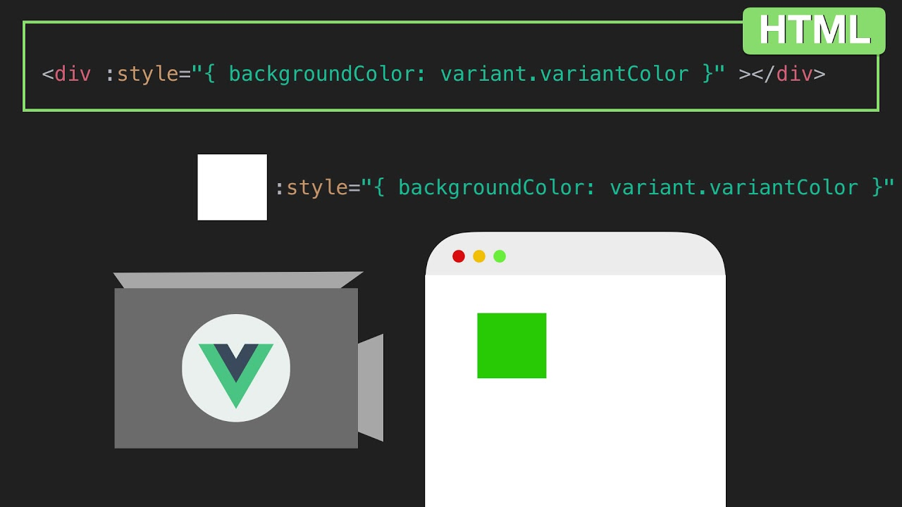 Intro to Vue js: Class & Style Binding