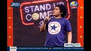 Jui Purwoto Stand Up Comedy Indonesia Metro Tv 7 Mei 2014