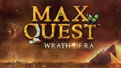 Max Quest: Wrath of Ra from BetSoft