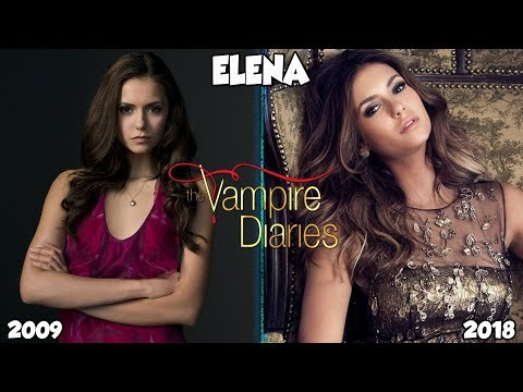 Vampire diaries characters dating in real life