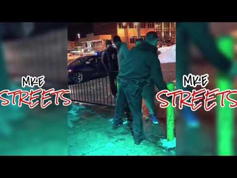 Milwaukee Night Club Head Of Security @Lavish Gets Slap By Local Mad Rapper