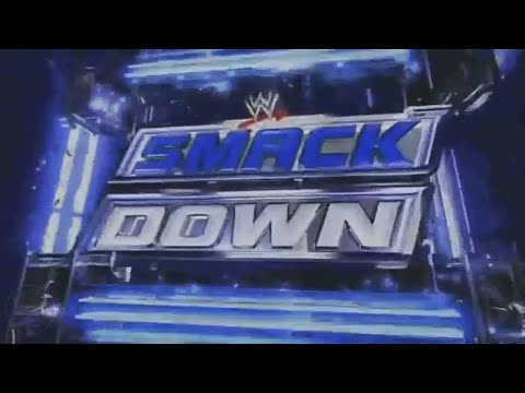 WWE Smackdown Custom Intro (Women's Version (Post-Draft))