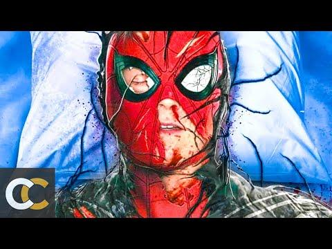 Человек-паук станет новым Веномом