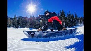 2015 Nitro Pantera Snowboard Review