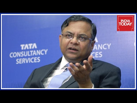 N Chandrashekaran Takes Over As Tata Group Chairman