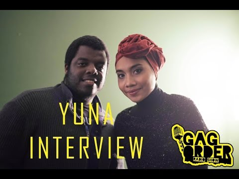 YUNA Interview in Boston (Talks Nocturnal, US tour, and Culture)