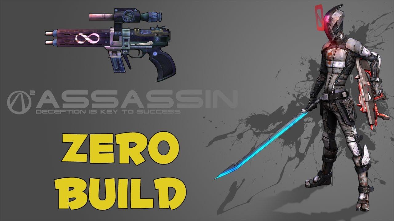 Borderlands  Assassin Build