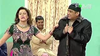 Best of Naseem Vicky, Qaiser Piya and Nargis New Pakistani Stage Drama Full Comedy Funny Clip