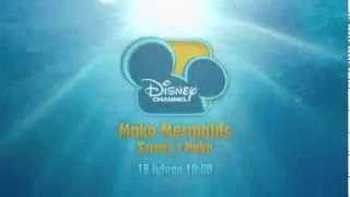 Syreny z Mako. Oglądaj nowy serial od 16 lutego o 10:00 tylko w Disney Channel!
