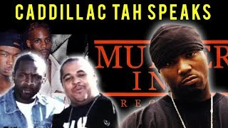 Caddillac Tah Speaks About The Downfall of Murder Inc, DMX and Ja Rule Feud and more