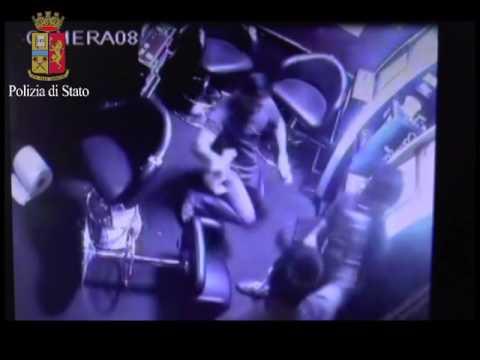 Bergamo: fermata la banda delle rapine a mano armata