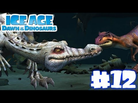 FINAL BATTLE RUDY VS MAMA REX!!!-Ice Age Dawn Of The Dinosaurs Ep. #12 (Finale)