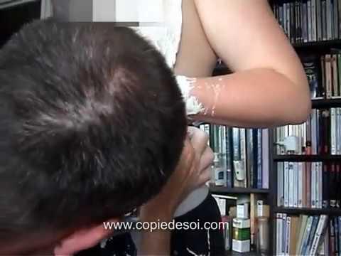 Prise de buste sexy