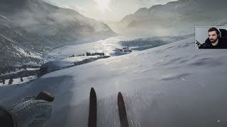 Battlefield V Kampania #4 - Narciarski komandos [NO SOUND]