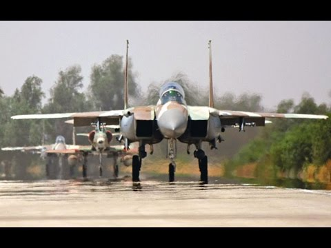 Tzahal : Israel Air Force Ramat David Airbase - Voennoe Delo
