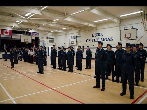 609 Steveston Squadron Royal Canadian Air Cadets