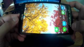 ASUS ZENFONE 2 Z00AD GHOST TOUCH