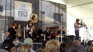 "Preservation Hall Jazz Band ""Shake It And Break It"" - 2010 Newport Folk Festival"