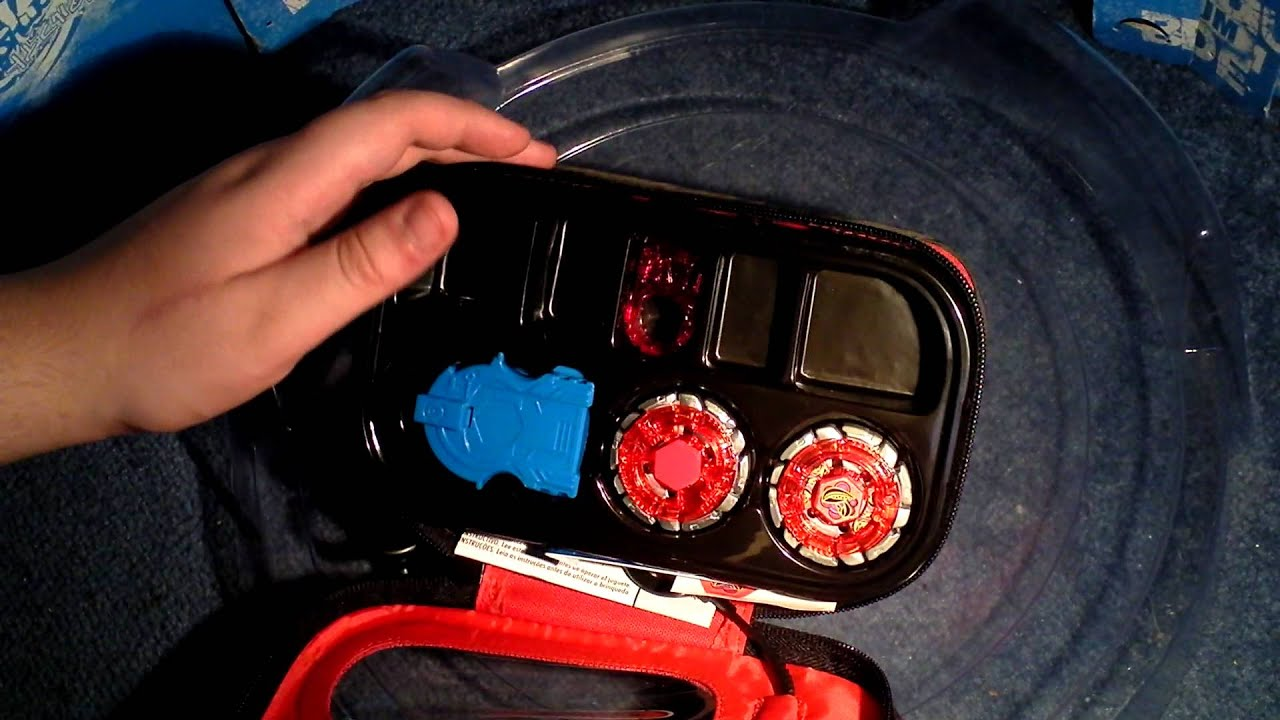 beyblade dark gasher gear pack reviewunboxing youtube