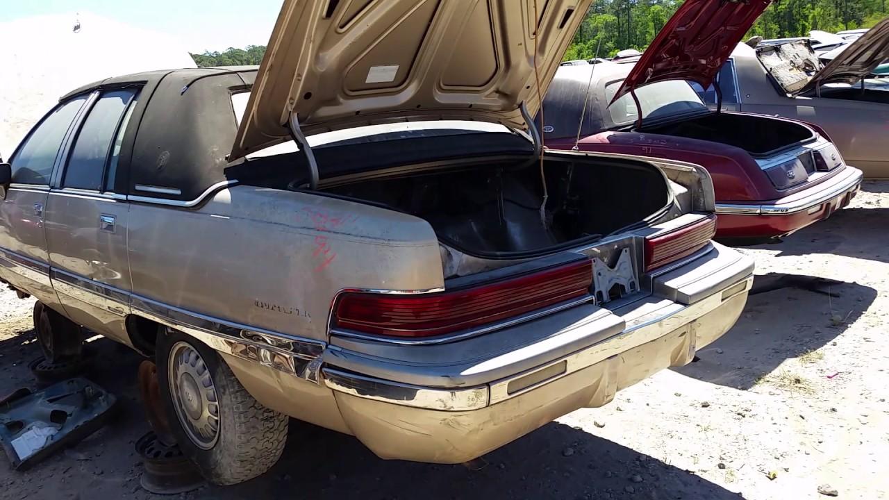 Junk Yards Jacksonville Fl >> 1994 Buick Roadmaster Sedan At Ace Pick A Part Junkyard In