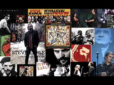 Steve Earle - Gulf of Mexico (2011)