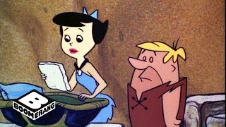 Basket Surprise | Flintstones | Boomerang Official